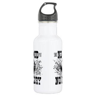 no mud no glory 532 ml water bottle