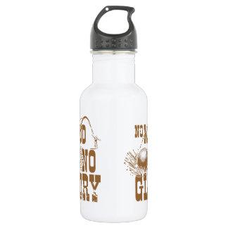 no mud no glory II 532 Ml Water Bottle