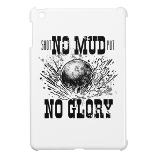 no mud no glory iPad mini covers