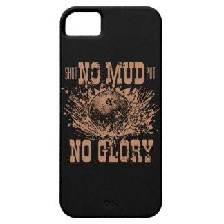 no mud no glory iPhone 5 covers