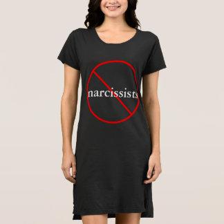 No Narcissists - Casual Cotton Dress