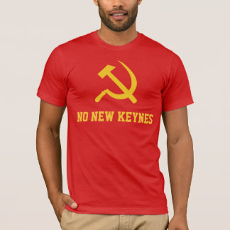 No New Keynes Marxism Shirt