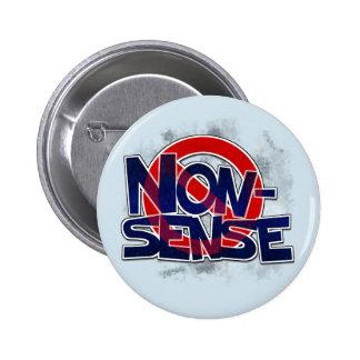 No Nonsense Allowed Button