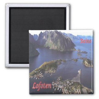 NO - Norway - Lofoten - Reine Magnet