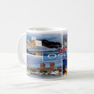 No Norway -Oslo - Coffee Mug