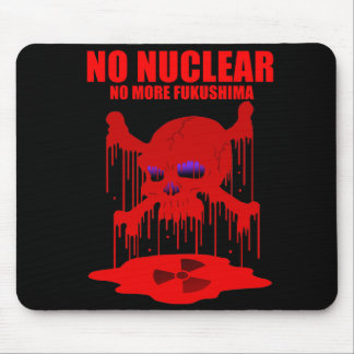 NO NUCLEAR 2 MOUSE PAD
