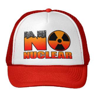 NO NUCLEAR 4 CAP