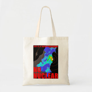 NO NUCLEAR MAP BAGS