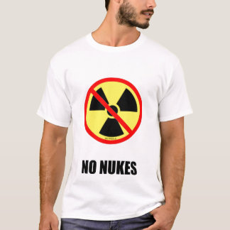 NO NUKES TEE
