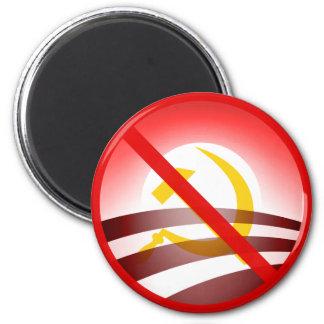 No Obama 2012 Fridge Magnets