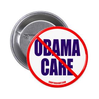 No Obama Care button
