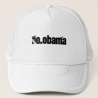 no.obama trucker hat