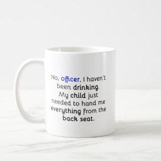 No Officer Coffee Mug