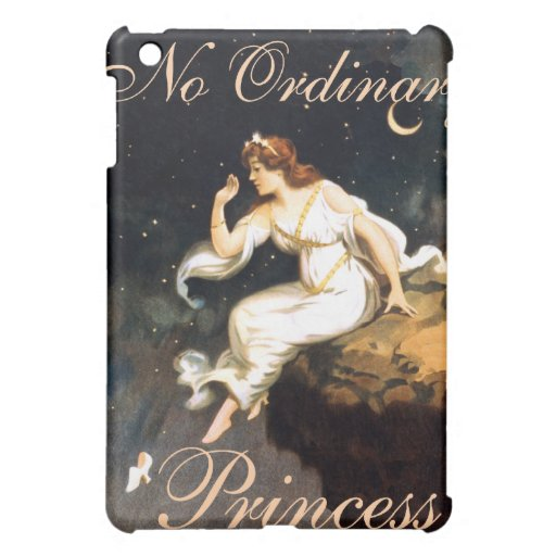 No Ordinary Princess iPad Mini Covers