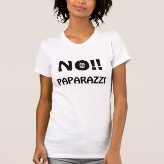 NO!! PAPARAZZI SHIRTS