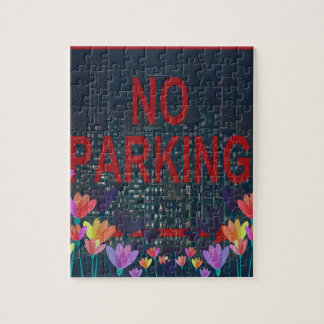 No parking jigsaw puzzle