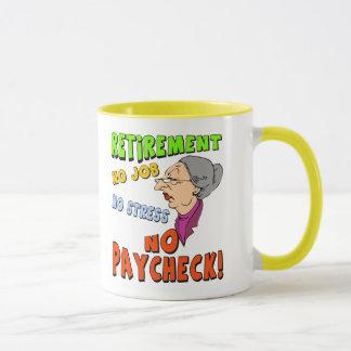 No Paycheck Mug
