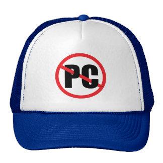 No PC Hats