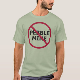 No Pebble Camo T-Shirt
