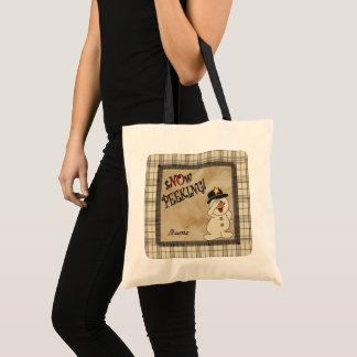 No Peeking Gift Bag