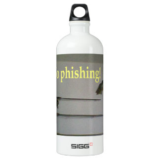 No phishing! SIGG traveller 1.0L water bottle