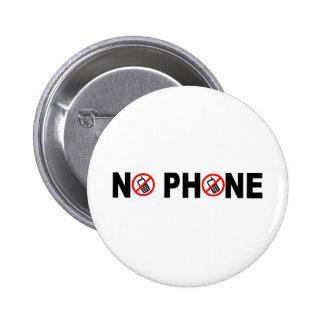 No Phone Pin