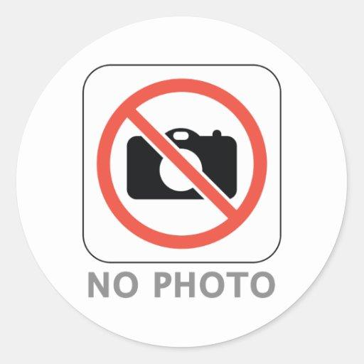 No Photo Stickers