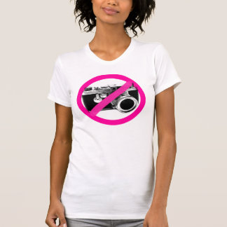 No pictures please tee shirt