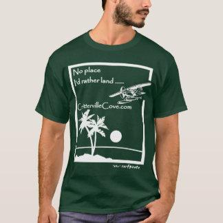 No place I'd rather land ...... T-Shirt