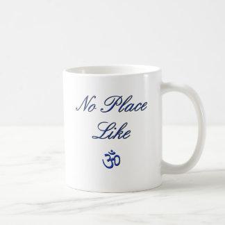 no place like aum mug