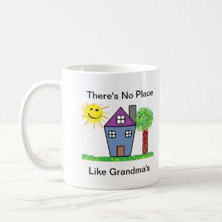 No Place Like Grandma s Mug