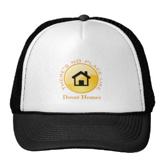 No Place Like Home Button Hat
