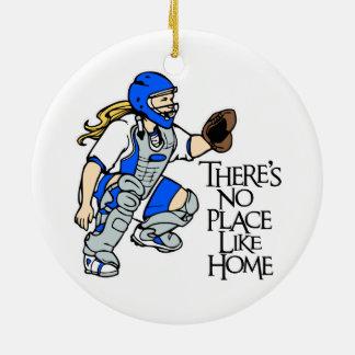 NO PLACE LIKE HOME! ORNAMENT