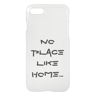 No Place Like Home iPhone 7 Case