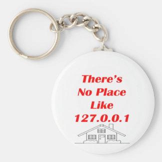 no place like home keychains