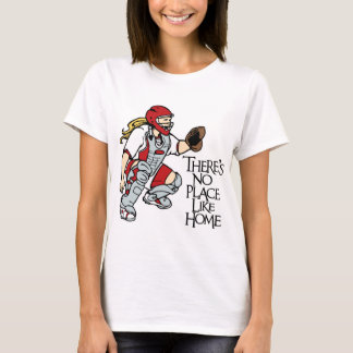 No Place Like Home, red T-Shirt