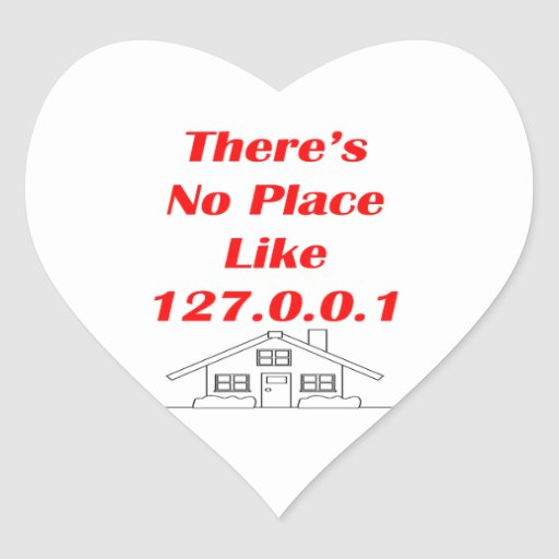 no place like home stickers