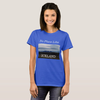 No Place Like Iceland Shirt