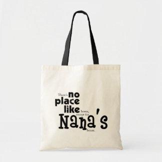 No Place Like Nana s Bag