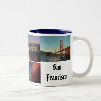 No Place Like San Francisco Coffee Mug