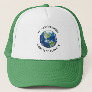 No plan B Earth hat