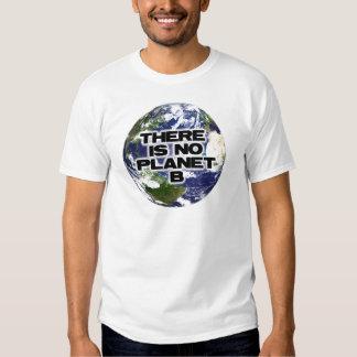 No Planet B T-shirts