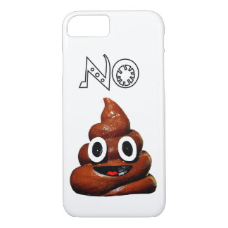 No Poo Cell Phone Case iPhone 8/7