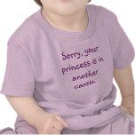 No Princess Baby Tee