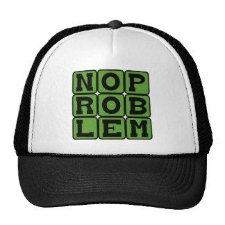 No Problem, Carefree Attitude Hats