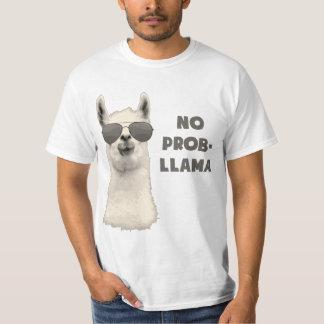 No Problem Llama Tees