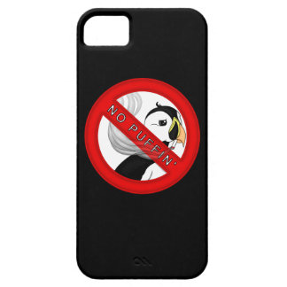 No Puffin Case For The iPhone 5
