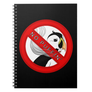 No Puffin Notebooks