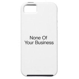 No Questions Asked Tough iPhone 5 Case