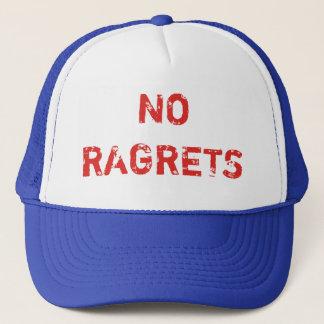 No Ragrets Trucker Cap